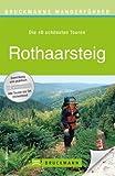 Wanderführer Rothaarsteig - Wandern im Sauerland: jede Etappe mit Wanderkarte, Höhenprofil und kostenlosen GPS Download (Bruckmanns Wanderführer)