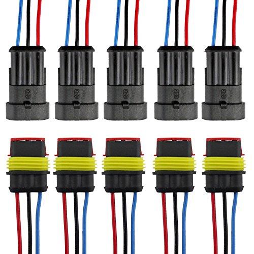 electrical car connectors amazon co uk rh amazon co uk automotive wiring supplies portland or automotive wiring supplies oxnard ca