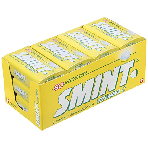 Preisvergleich Produktbild Smint Mints - Zitrone - SMINT - 12 Dosen