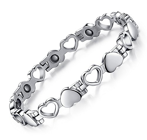 magnetic-therapy-bracelet-titanium-alleviate-pain-arthritis-rsi-carpal-tunnel-migraines-reduce-fatig