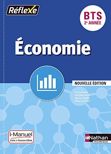 Économie BTS 2e année - Collection Réflexe par Pascal Besson