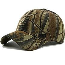 UxradG - Gorra de camuflaje militar para caza 9caadbfbf0a
