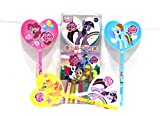 #10: Glorygifts Pony Fan Pen-Pack of 12Pcs for Birthday Party Return Gifts for Kids