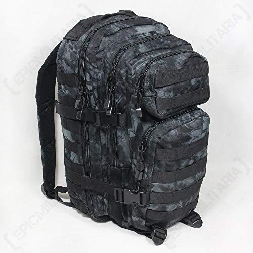Generic * t Camo MO Small Bag o MOLLER Rucksack Assault Night Ca Night Camo MOLLE-Assaul Tactical Pack 20L Rucksack K Tactical Pack