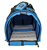 Sturdi Products SturdiBag Double Sided Divided Pet Carrier, X-Large, Blue Jay by Sturdi Products