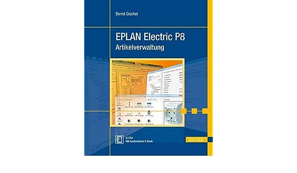 Amazon in: Buy EPLAN Electric P8 Artikelverw  Book Online at