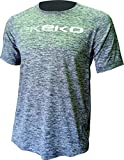T-shirt running Ekeko Teide Graphite, Flash T-shirt Pro Competicion, athlétisme, Running, Maraton, 21 K, Competicion, XXL