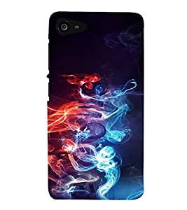 Perfect print Back cover for Lenovo Zuk Z2