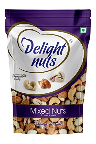 6. Delight Nuts Mixed Nuts Roasted & Salted