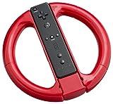 Lenkrad Bigben Wii Drive rot