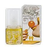 Oral Joy Vanilla 30 ml Gel mit Vanillegeschmack für mehr