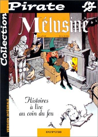 BD Pirate : Mélusine, tome 4 : Histoires à lire au coin du feu