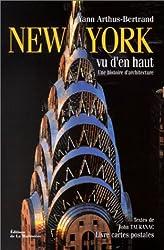 New York vu d'en haut : Une histoire d'architecture (20 cartes postales détachables)