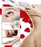 Micro Precision Trimmer Entferner Bikini Elektrischer Augenbrauen Gesicht Haar Trockener Nassrasierer
