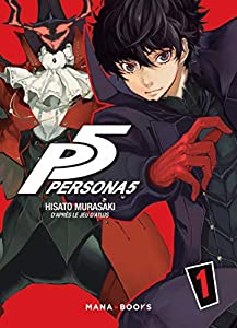 Persona 5 Edition simple Tome 1