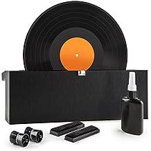 auna Vinyl Clean Set di Manutenzione Macchina lava dischi vinili LP (Per Vinili Da 7