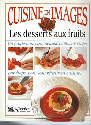 Les desserts aux fruits