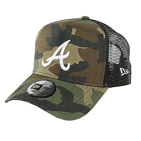 New Era League Essential Atlanta Braves casquette trucker