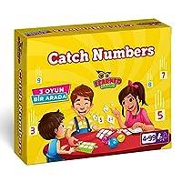 Learned Games Catch Numbers (Sayıları Yakala) Akıl Oyunu