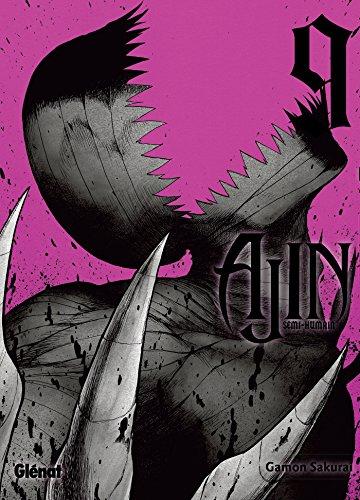 Ajin : semi-humain. 9