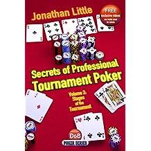 Secrets of Professional Tournament Poker: v. 2 (D&B Poker)
