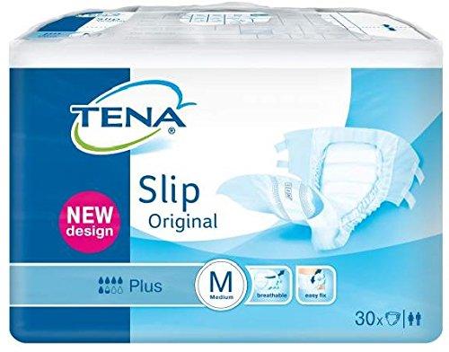 Tena Slip Original Plus - Gr. Medium - (30 Stück). - Plus-slip