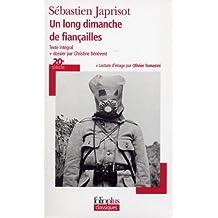 Un long dimanche de fiançailles by Sébastien Japrisot (2004-09-23)