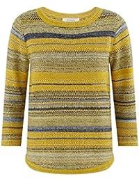 Promod Pullover aus Baumwollstrick