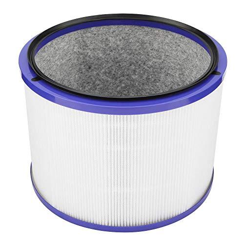 TOPINCN Filtre de Rechange pour purificateur d'air Dyson HP01 HP02 HP03 DP01 DP02 DP03 pour Petites Particules allergènes polluants Animaux domestiques
