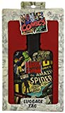 Marvel Comic Strip Luggage Tag
