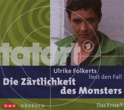 Tatort: Die Zärtlichkeit des Monsters (Hörbuch)