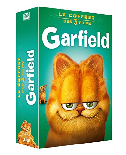 Les 3 grands films de Garfield