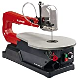 Einhell Scie à chantourner TC-SS 405 E (120 W, Longueur de lame 127 mm, Dimensions de la table 408...