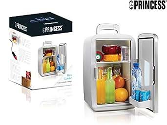 Princess 282895 Réfrigérateur 14 L Argent