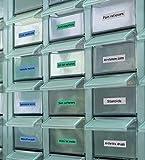 CASIO EZ-Label Printer KL-7400 Beschriftungsgerät professionell,  für Schriftbänder 6 / 9 / 12 / 18 / 24 mm, inkl. Netzteil - 7