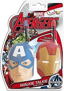 The Avengers - Walkie-Talkie (IMC Toys 390089) Avengers Walkie-Talkie Cara, 27.2 x 19.8 x 6.1