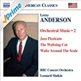 Anderson, L.: Orchestral Music, Vol. 2 - Suite Of Carols / A Harvard Festival / Song Of Jupiter