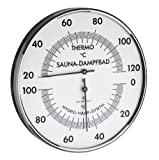 TFA 40.1032 Thermo-hygromètre pour sauna Cheveu synthétique (Import Allemagne)