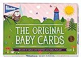 Milestone Baby Cards für die einzigartigen Momente im 1. Lebensjahr(Englische Karten)