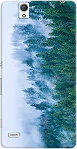 DailyObjects Forest For The Trees Case For Sony Xperia C4