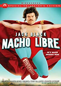 Nacho Libre [DVD] [2006] [Region 1] [US Import] [NTSC]