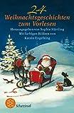 24 Weihnachtsgeschichten zum Vorlesen (Schatzinsel TB)