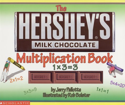 the-hersheys-milk-chocolate-multiplication-book-by-jerry-pallotta-2002-02-01