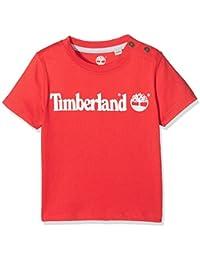 Timberland Short Sleeves, T-Shirt Bébé Garçon