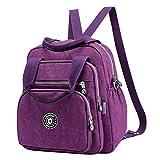 Travistar Anti diebstahl Tasche Damen Umhängetasche Henkeltasche Messengertasche Schultertasche Rucksack für Mädchen Schule Frauen Reiser Einkaufen …