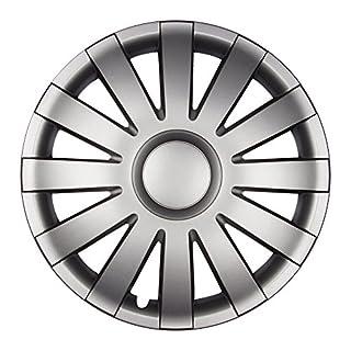 Autoteppich Stylers 16 Zoll Radkappen AGAT Graphit matt (Farbe und Größe wählbar!)