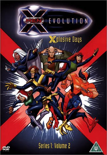 X-Men Evolution - Season 1 Vol. 2: Explosive Days [UK Import]