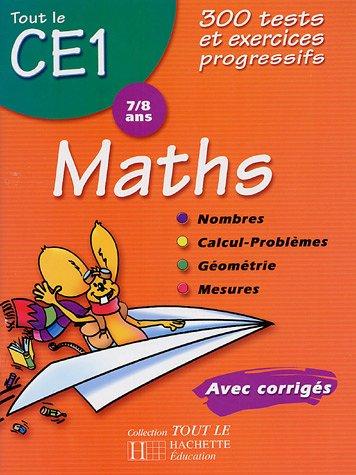Tout le CE1 : Mathématiques par Daniel Berlion