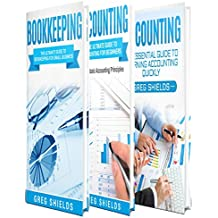 Bookkeeping and Accounting: The Ultimate Guide to Basic Bookkeeping and Basic Accounting Principles for Small Business (English Edition)