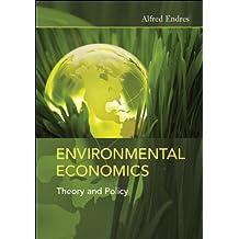 Environmental Economics (English Edition)